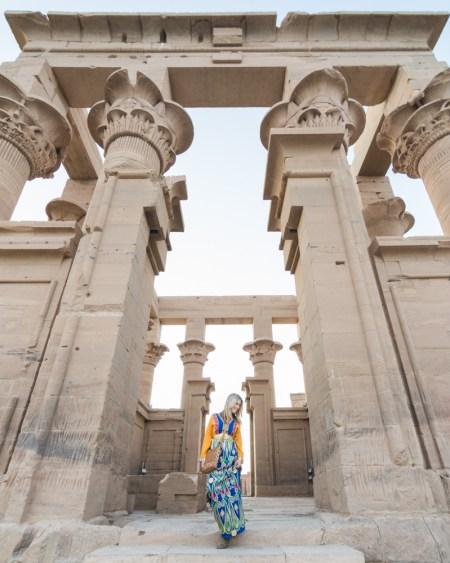 Philae Temple, Aswan, Egypt by Wandering Wheatleys