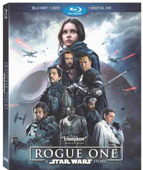 Rouge One: A Star Sars Story