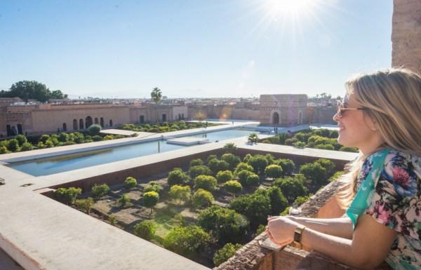 El Badii Palace, Marrakech, Morocco by Wandering Wheatleys