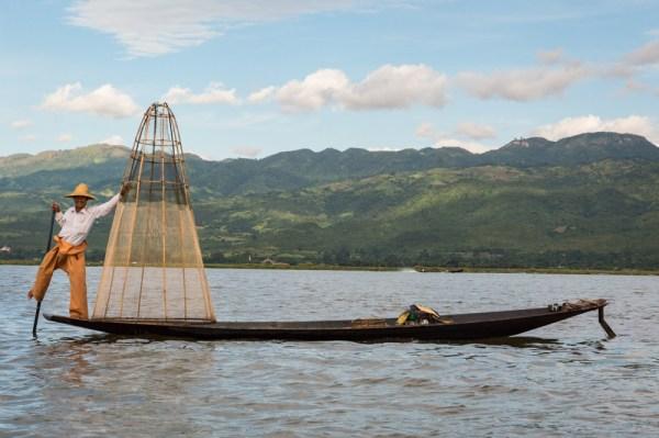 Fishing in Inle Lake, Myanmar by Wandering Wheatleys