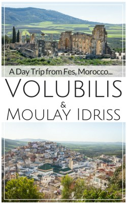 Day Trip from Fes to Volubilis and Moulay Idriss by Wandering Wheatleys