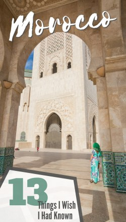 Morocco: 13 Tips for First-Time Visitors by Wandering Wheatleys