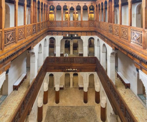 Nejjarine Museum, Fes, Morocco by Wandering Wheatleys