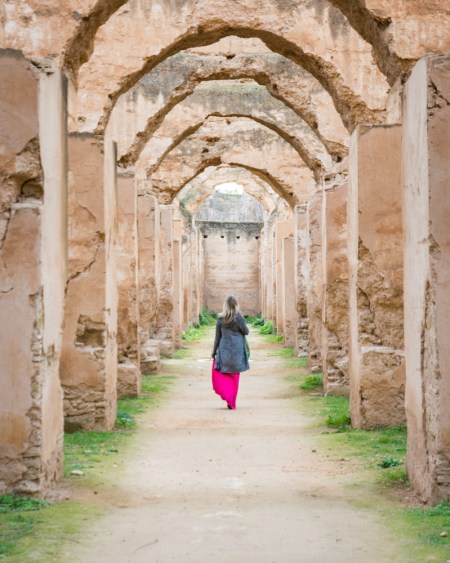 Royal Stables, Meknes, Morocco by Wandering Wheatleys
