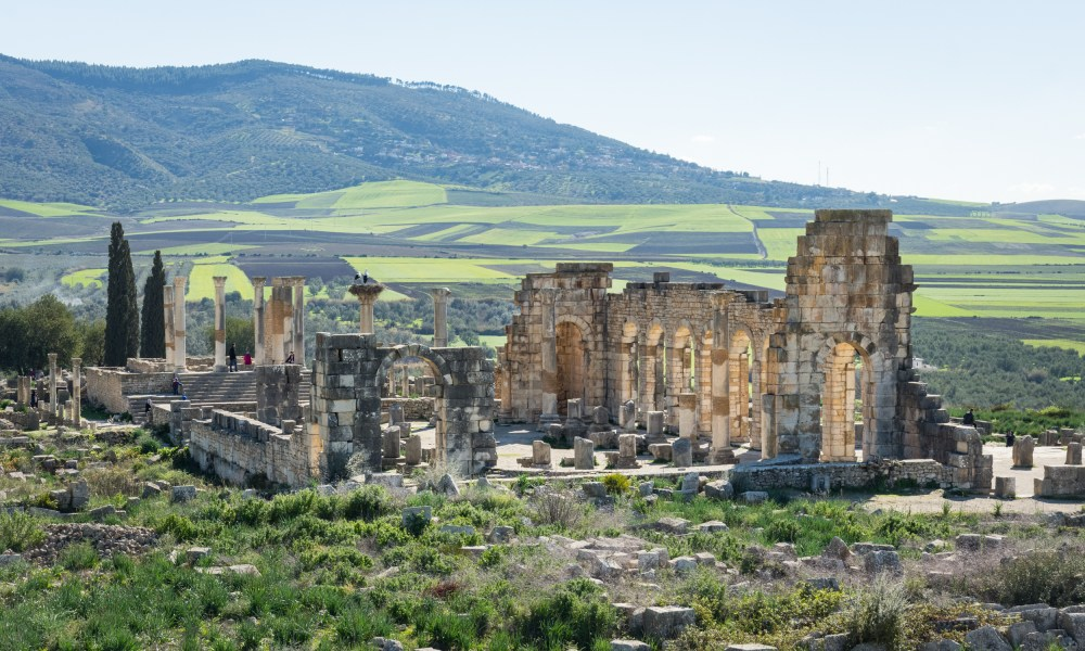 How to visit Volubilis from Fes by Wandering Wheatleys
