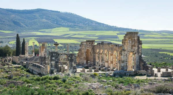 A day trip to Volubilis, Morocco by Wandering Wheatleys