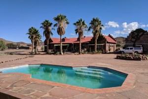 Duwisib Guest Farm, Namibia by Wandering Wheatleys
