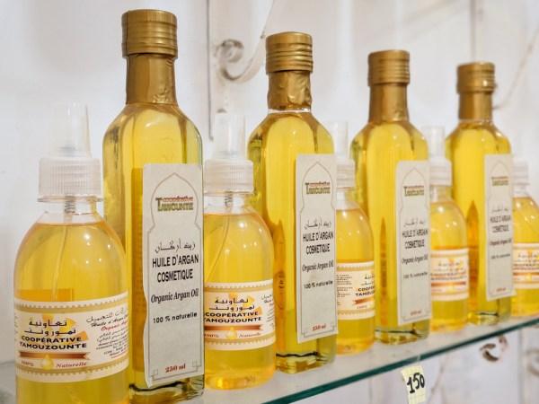 Shopping in Morocco: Argan Oil by Wandering Wheatleys