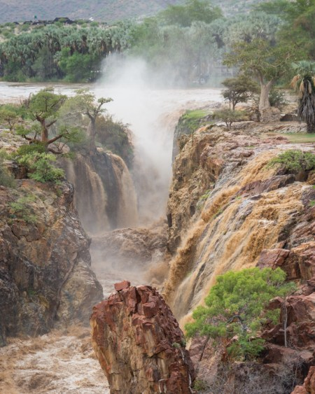 Epupa Falls, Namibia by Wandering Wheatleys