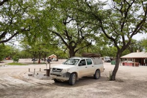 Halali Campground, Etosha National Park, Namibia by Wandering Wheatleys