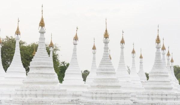 Sanda Muni Pagoda, Mandalay, Myanmar