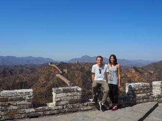 Jinshanling to Simatai West