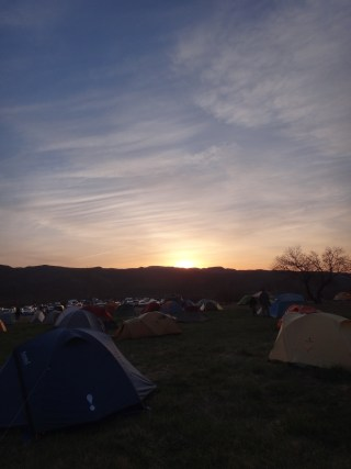 Red Rocks Camp
