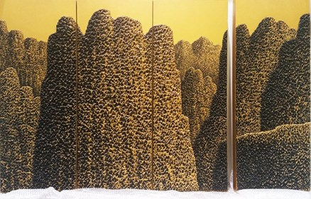 Golden Mountain By: Saekom Chansrinual