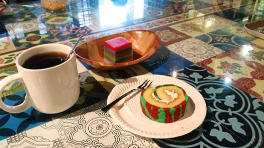 ChongWenGe - Desserts