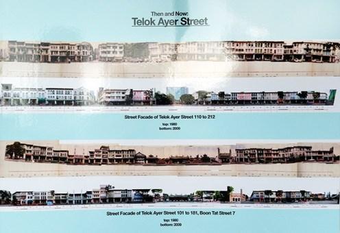 Telok Ayer's history