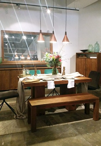 JourneyEast - Dining Table