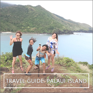 Palaui Island Travel Guide 2017 - the Almost Batanes