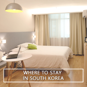 Airbnb Accommodations: Where to stay in South Korea