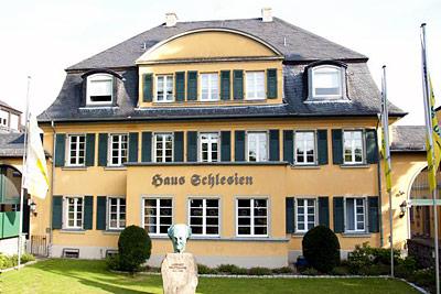 Haus Schlesien Restaurant Biergarten Tagungshotel Gastezimmer In