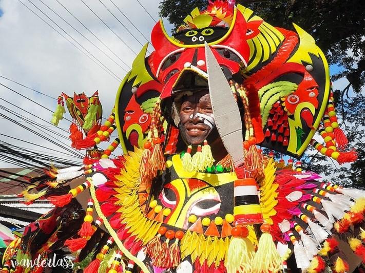 Ati-atihan festival 2016