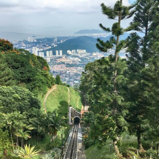 Top Attractions in Penang Penang Hill