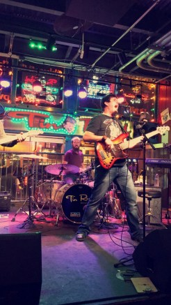 Live music on Broadway at the Tin Roof