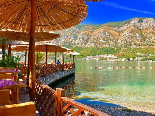 Montenegro - Kotor restaurant