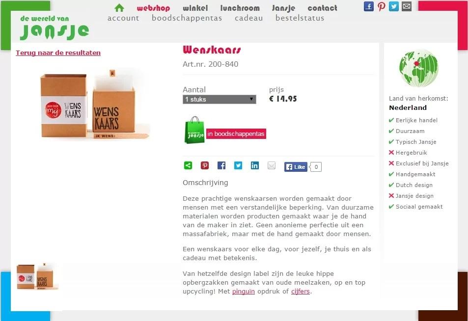 wanderlust-blog.nl/jansje