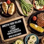 Nieuw geopend: Amicitia Food Village