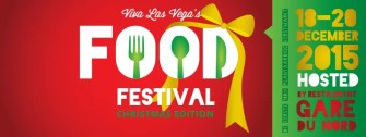 Viva Las Vega's Food Festival – Christmas Edition