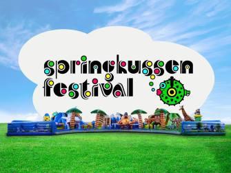 Springkussen Festival Eindhoven