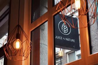 Nieuw geopend: Juice by Nature