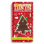 Tony's Chocolonely Kerst chocoladereep