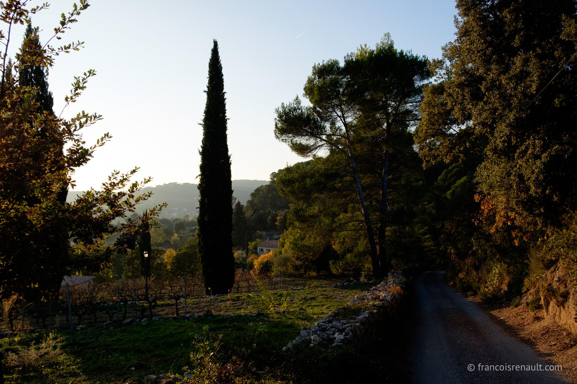 Cotignac,Haut Var, Provence, France.
