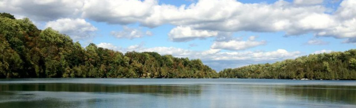 Green Lakes View