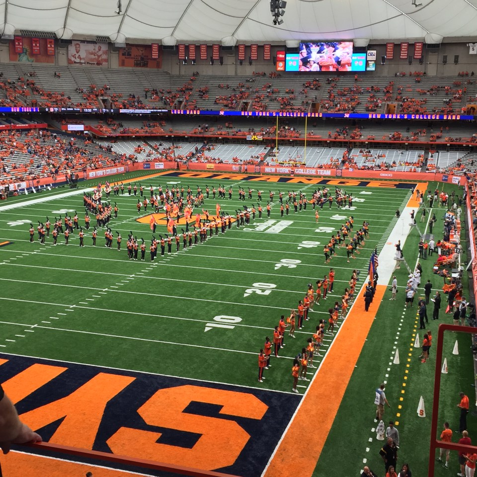 Syracuse Football