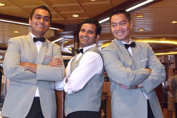 Cruise Waiters