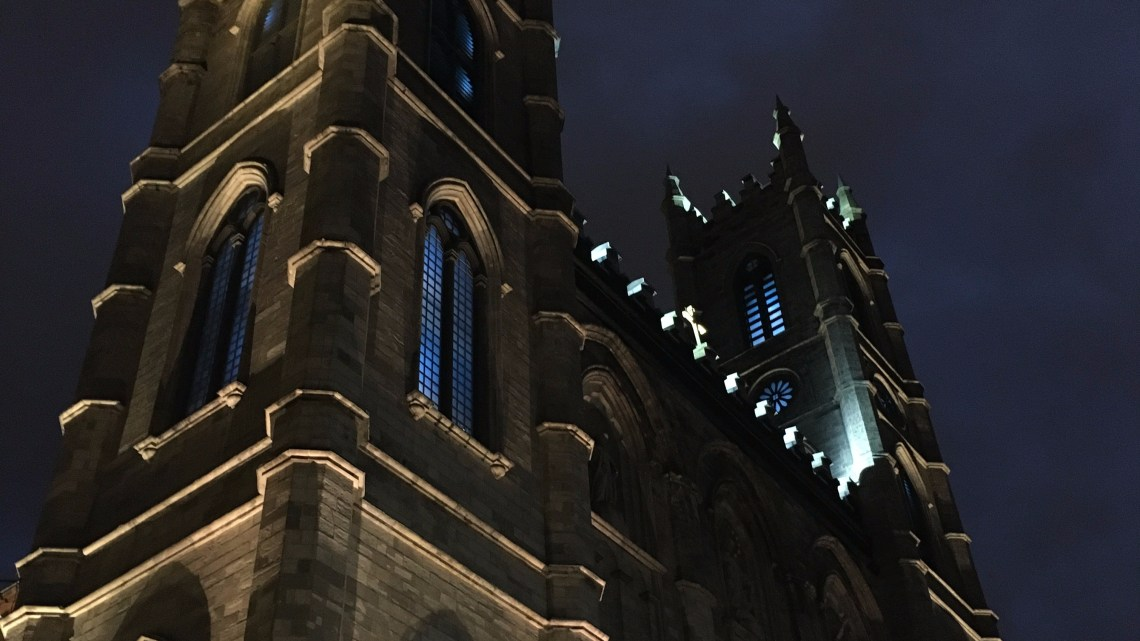 Notre Dame - Montreal