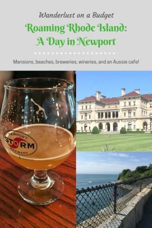 Roaming Rhode Island - things to do in Newport - Cliff Walk - Wanderlust on a Budget - www.wanderlust-onabudget.com