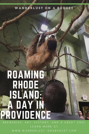 Roaming Rhode Island: A Day in Providence - waterfire, Roger Williams Park Zoo, Brutopia, Revival Brewing, Cirque de Soleil - Wanderlust on a Budget - www.wanderlust-onabudget.com