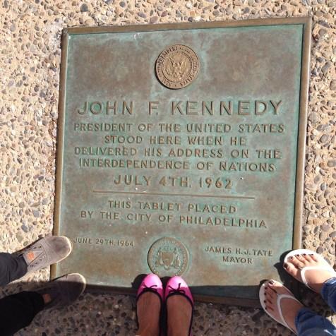 Kennedy Marker