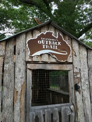 RI Zoo Outback Trail