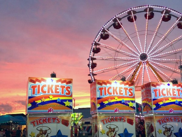 New York State Fair Tickets