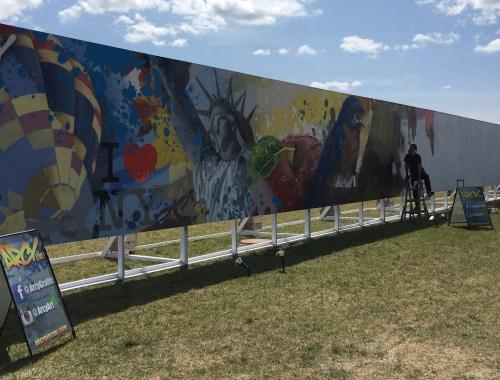 NYSF Mural 2017