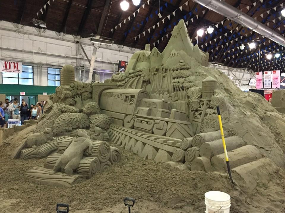 NYSF Sand 2015
