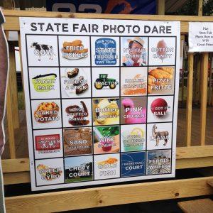 NYSF Photo Bingo