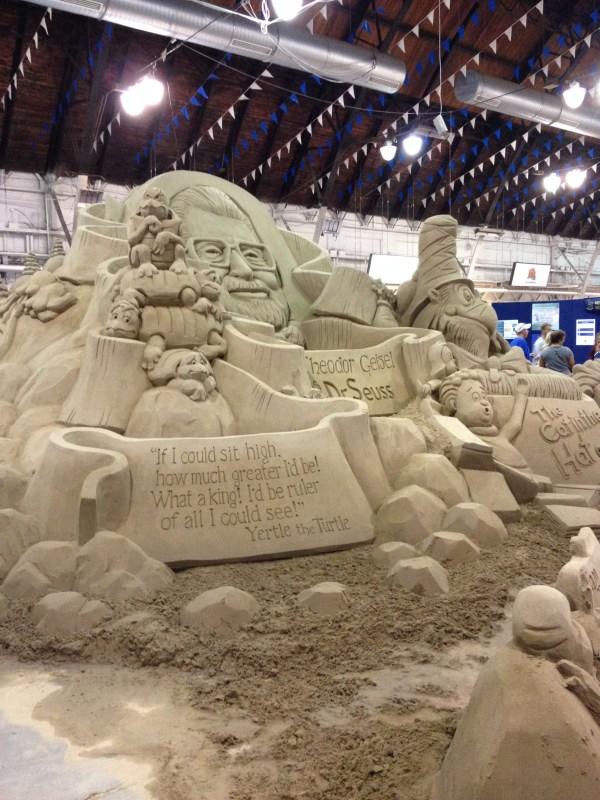 NYSF Sand 2014