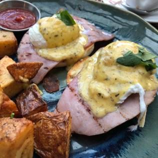 Tabard Inn Breakfast