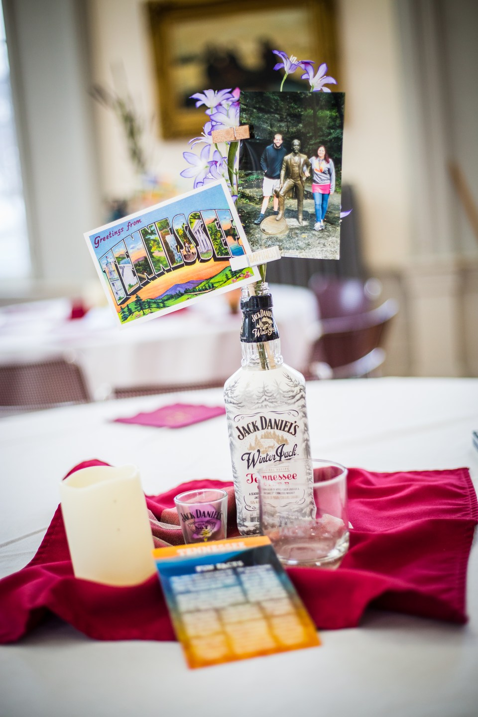 Wedding - Tennessee Table